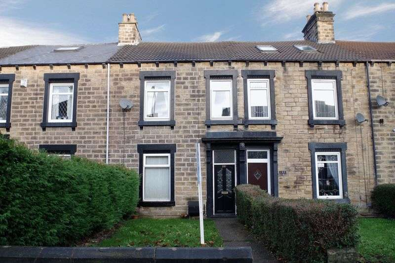 4 Bedrooms House for sale in Park Road, Barnsley, South Yorkshire S70