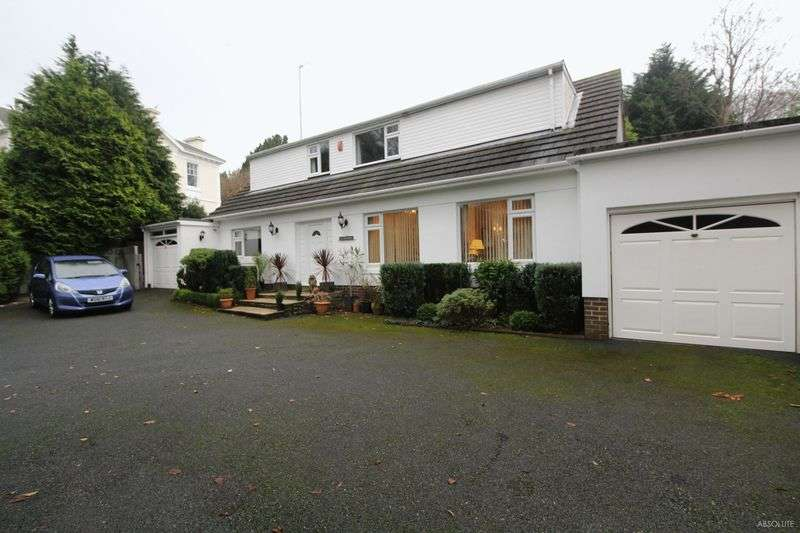 4 Bedrooms Detached House for sale in 444 Babbacombe Road,