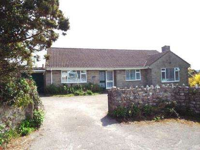 3 Bedrooms Bungalow for sale in Winsham, Chard, Somerset