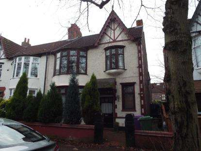 4 Bedrooms Semi Detached House for sale in Harthill Road, Liverpool, Merseyside, L18