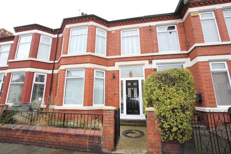 4 Bedrooms Terraced House for sale in Mount Road, Tranmere, Wirral