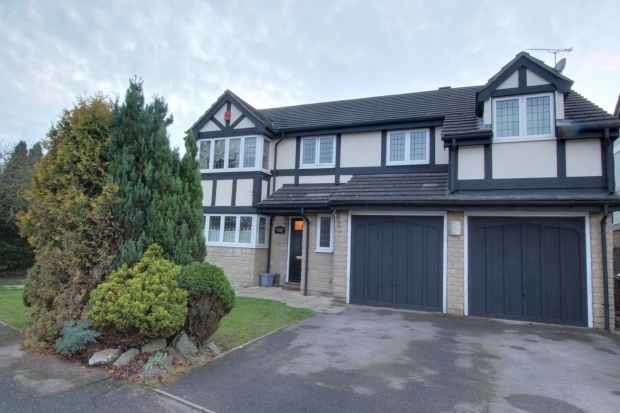 5 Bedrooms Detached House for sale in Burford Close, Luton, Bedfordshire, LU3 4DS