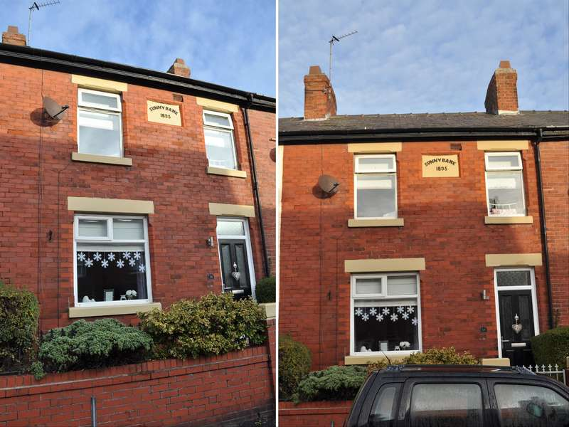 2 Bedrooms Terraced House for sale in Newhouse Road, Blackpool, FY4 4BY