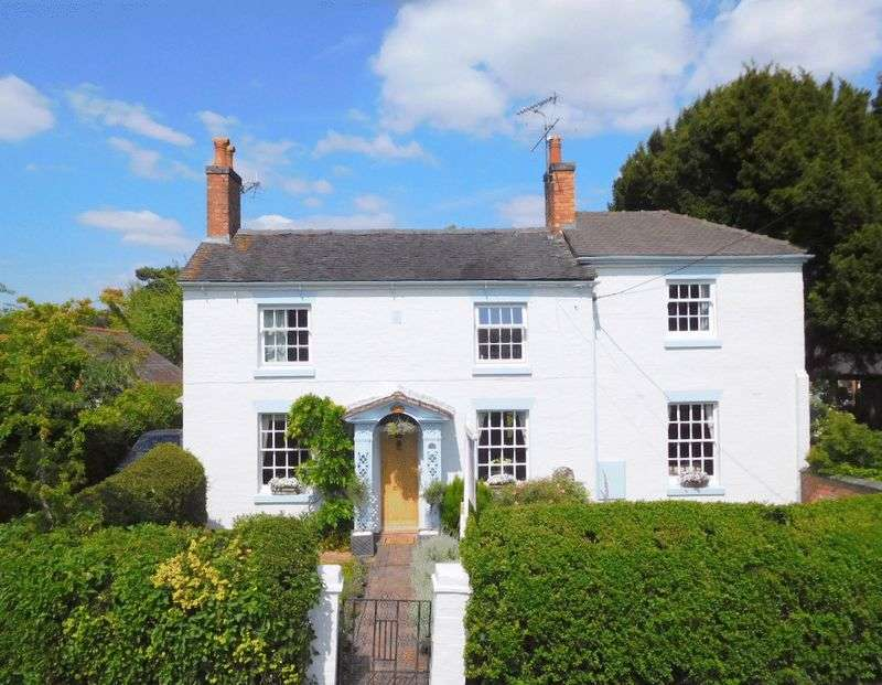 4 Bedrooms Detached House for sale in Coppice Road, Willaston, Nantwich