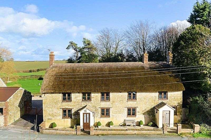 5 Bedrooms Detached House for sale in Burstock, Beaminster