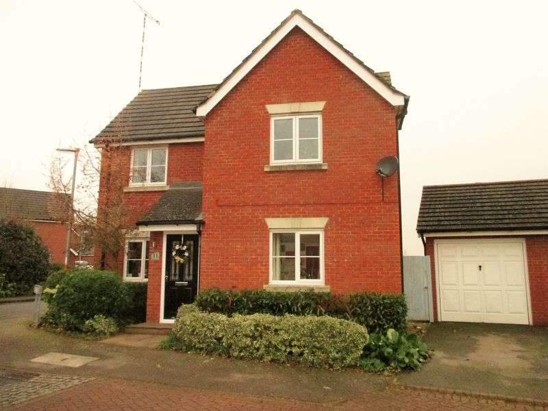 3 Bedrooms Detached House for sale in The Haystack, Daventry, NN11 0NZ