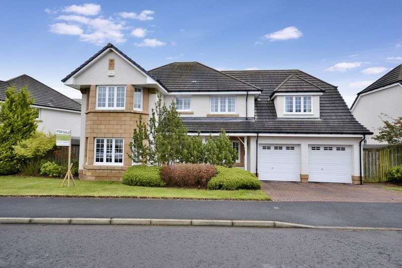 5 Bedrooms House for sale in 18 Renwick Lane, Cardrona, Peebles, EH45 9LU