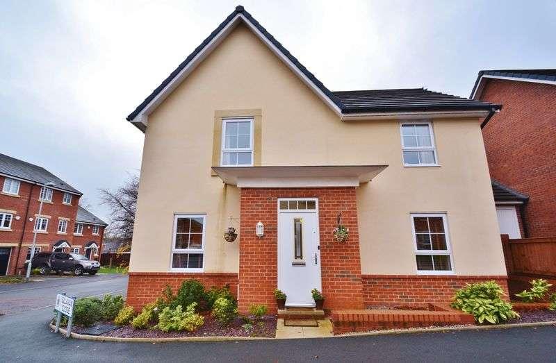 4 Bedrooms House for sale in Sillavan Close, Swinton