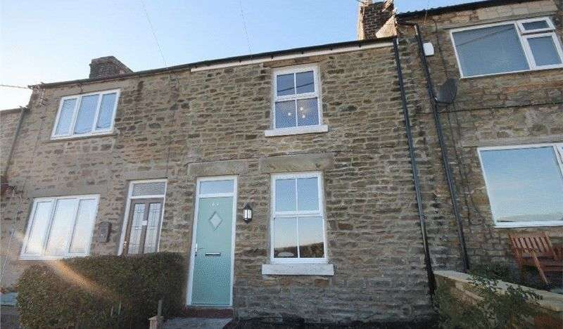 2 Bedrooms Terraced House for sale in High Lands, Cockfield