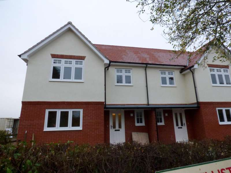 3 Bedrooms Semi Detached House for rent in Langston Cottages, The Street, Ipswich