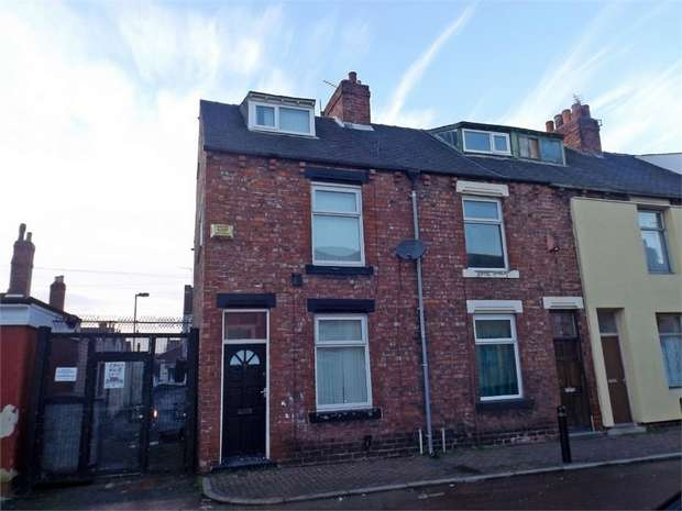 2 Bedrooms End Of Terrace House for sale in Harford Street, Middlesbrough, North Yorkshire