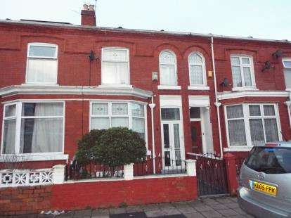 3 Bedrooms Terraced House for sale in Darnley Street, Manchester, Greater Manchester