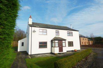6 Bedrooms Detached House for sale in Marsh Lane, Cuerdley, Warrington, Cheshire