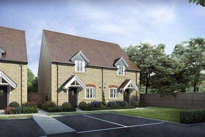 3 Bedrooms Semi Detached House for sale in Alder Green, Willow Bank Road, Alderton, Tewkesbury