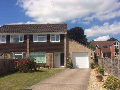 3 Bedrooms Semi Detached House for sale in Sherborne, Dorset