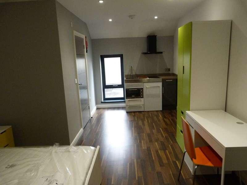 1 Bedroom Flat for rent in City road, Roath ( Studio)