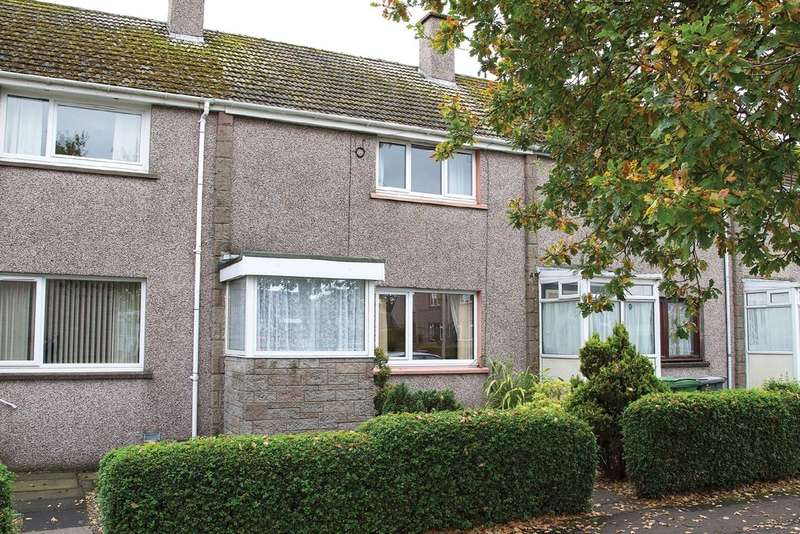 2 Bedrooms Terraced House for sale in Omachie Place, Wellbank