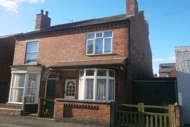 2 Bedrooms Semi Detached House for sale in Russell Street, Long Eaton, Nottingham, NG10