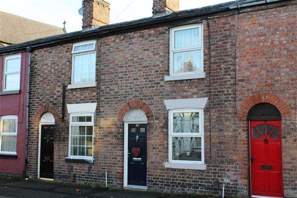 2 Bedrooms Terraced House for sale in Chester Road, Macclesfield