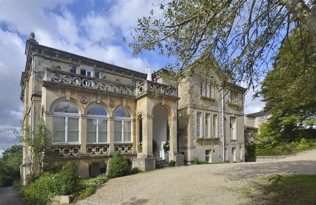2 Bedrooms Flat for sale in Apartment 4, Lansdown House, Lansdown Road, Bath
