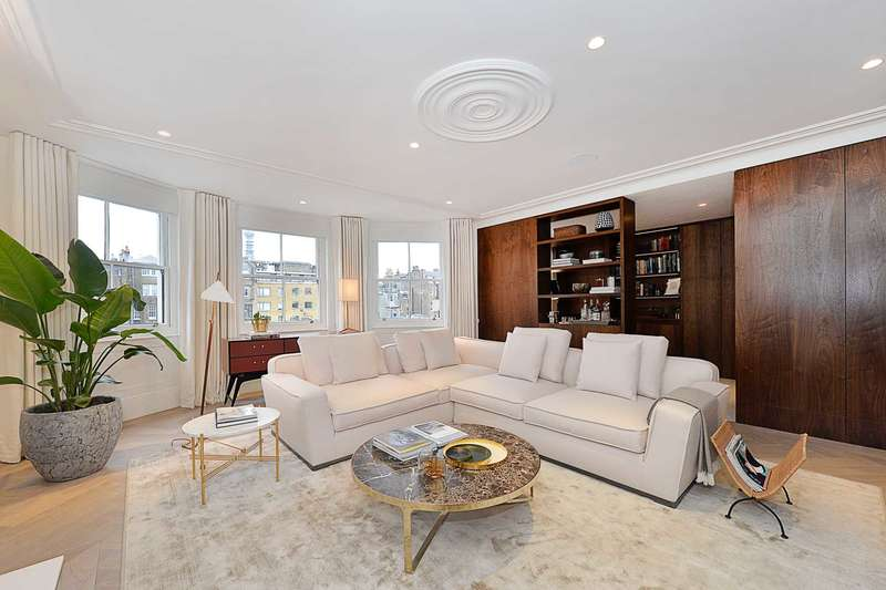 3 Bedrooms Apartment Flat for sale in Upper Wimpole Street, Marylebone W1