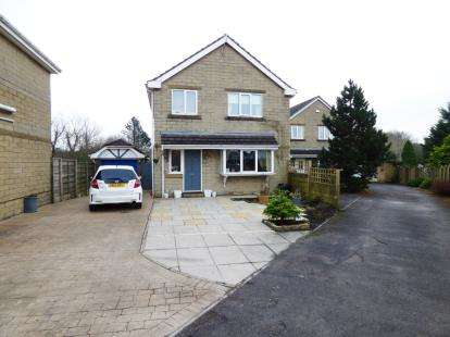 4 Bedrooms Detached House for sale in Silverlands Park, Buxton, Derbyshire
