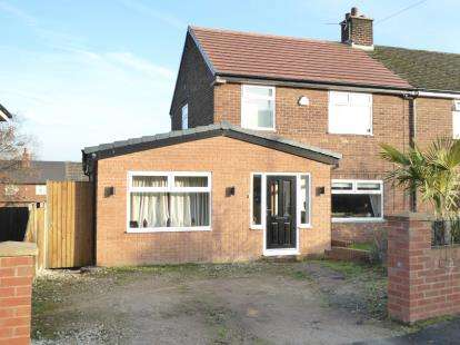 3 Bedrooms Semi Detached House for sale in Ash Lane, Appleton, Warrington, Cheshire