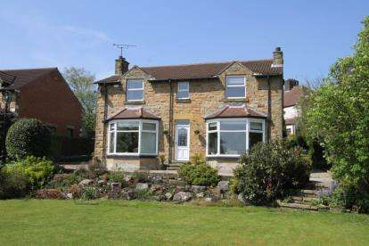 4 Bedrooms Detached House for sale in Main Road, Marsh Lane, Sheffield, Derbyshire