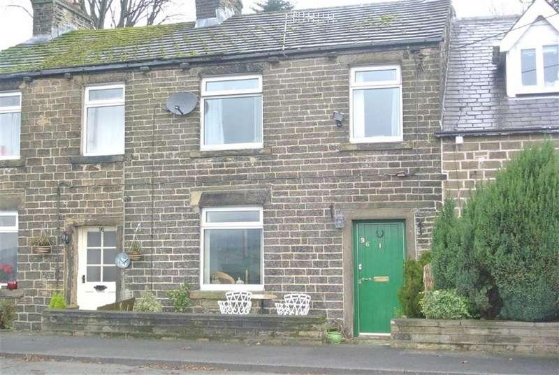 2 Bedrooms Property for sale in Mossley Road, Grasscroft, SADDLEWORTH, OL4
