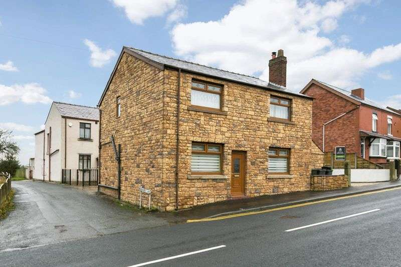 3 Bedrooms Detached House for sale in Mossy Lea Road, Wrightington, WN6 9RN