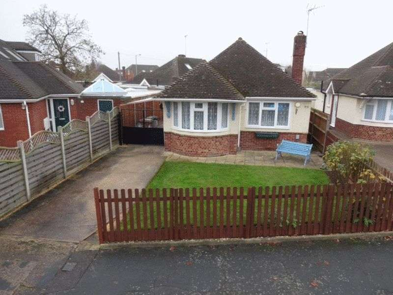 2 Bedrooms Detached Bungalow for sale in Poplar Avenue, Luton