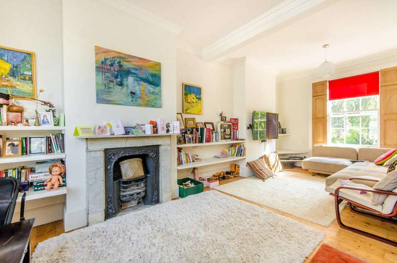 6 Bedrooms House for rent in Ufton Road, De Beauvoir Town, N1