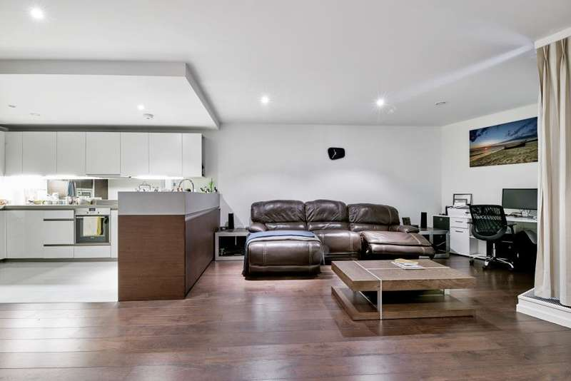 2 Bedrooms Apartment Flat for sale in Baltimore Wharf, London, E14 9FG