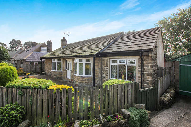 2 Bedrooms Detached Bungalow for sale in Bankfield Street, Keighley, BD22