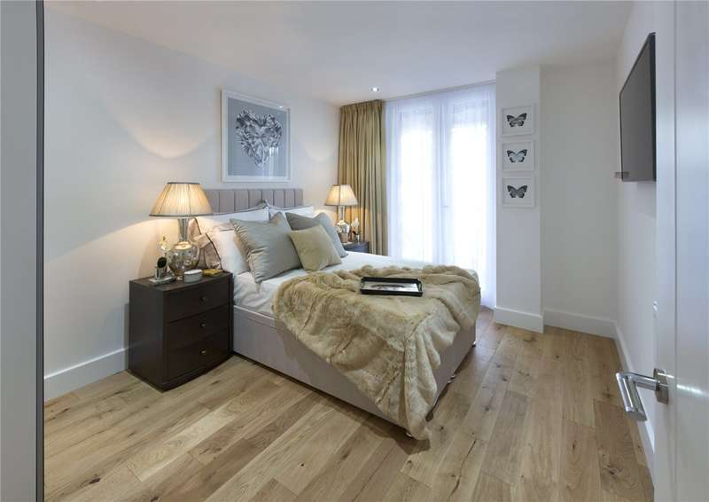 1 Bedroom Apartment Flat for sale in South End, Croydon