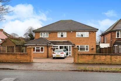 6 Bedrooms Detached House for sale in Roylesden Crescent, Sutton Coldfield, Birmingham, West Midlands