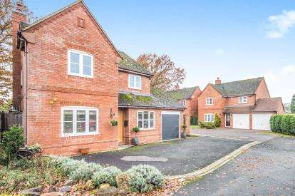 5 Bedrooms Detached House for sale in Dighton Close, Clifford Chambers, Stratford-Upon-Avon, Clifford Chambers