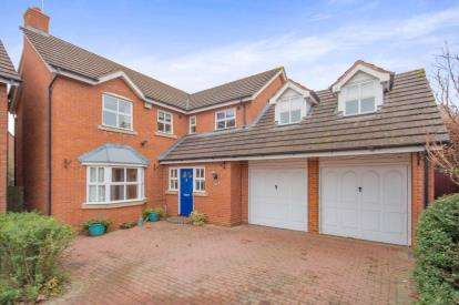 5 Bedrooms Detached House for sale in Waterloo Rise, Stratford-Upon-Avon, Warwickshire