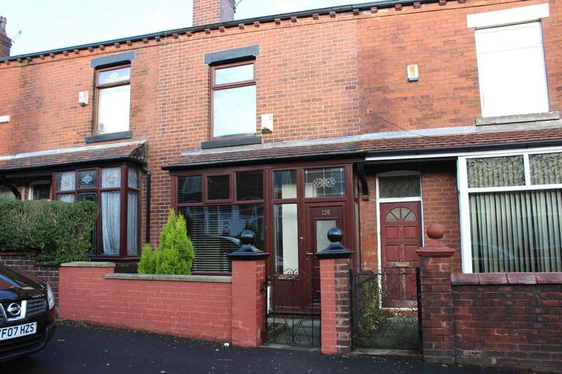 2 Bedrooms Terraced House for sale in Arnold Street, Halliwell