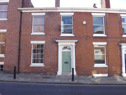 4 Bedrooms Terraced House for sale in Camden Place, Preston, Lancashire, PR1