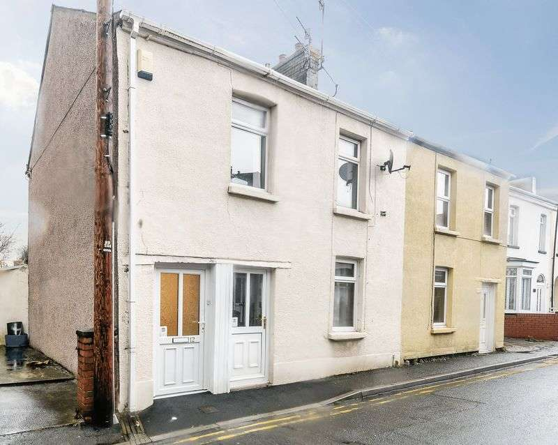 3 Bedrooms Semi Detached House for sale in Abergavenny