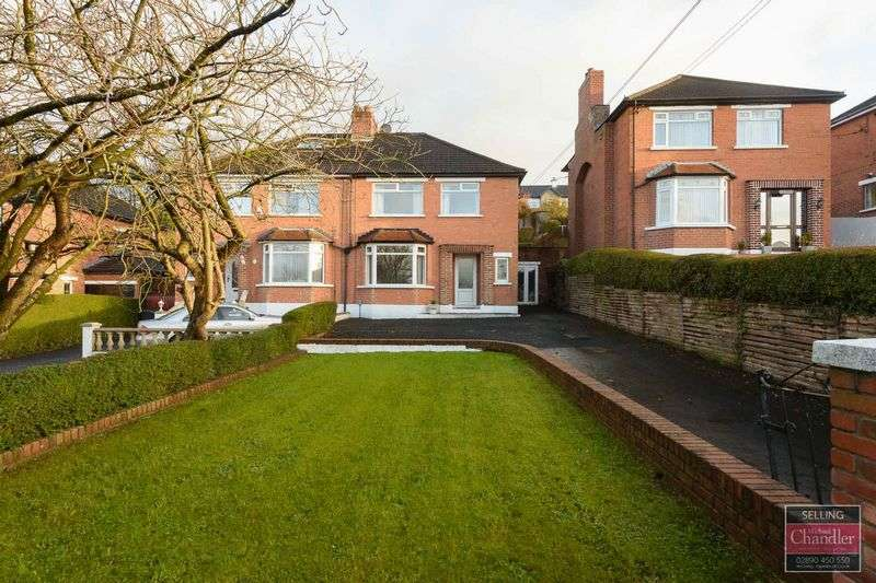 3 Bedrooms Semi Detached House for sale in 228 Saintfield Road, Belfast, BT8 6HH
