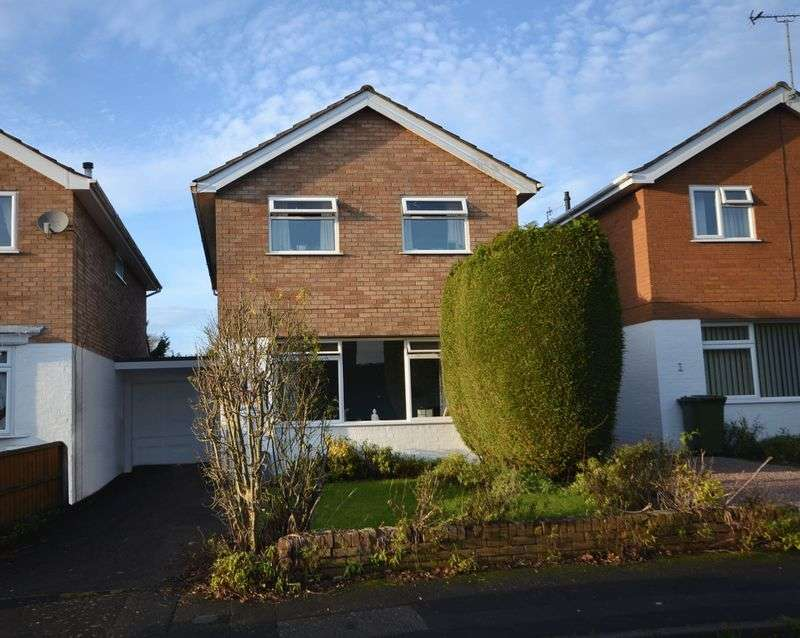 3 Bedrooms Detached House for sale in Laxton Drive, Bewdley