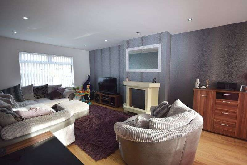 3 Bedrooms Terraced House for sale in Green Oaks Path, Widnes