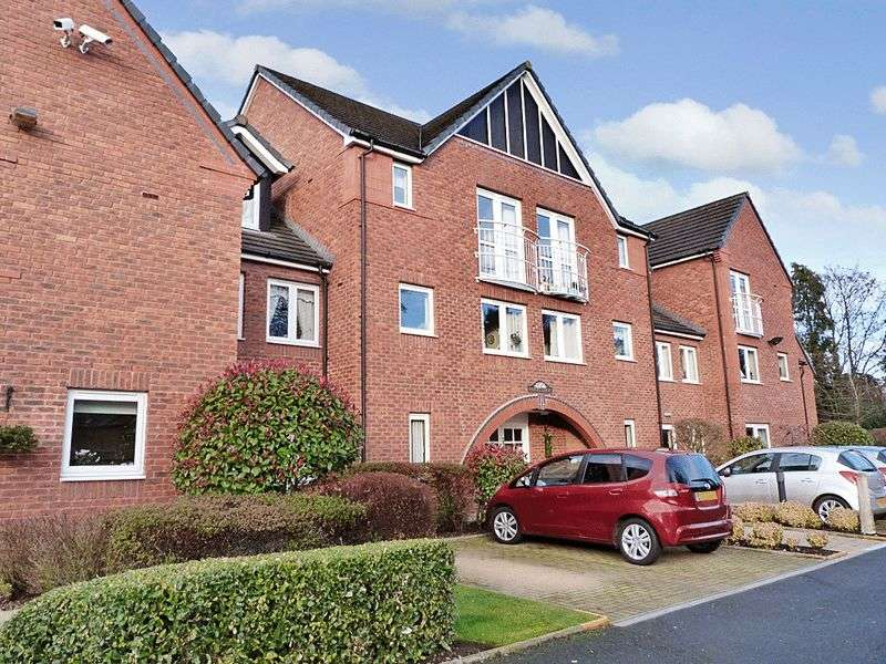 1 Bedroom Retirement Property for sale in Wright Court, Nantwich, CW5 6SE