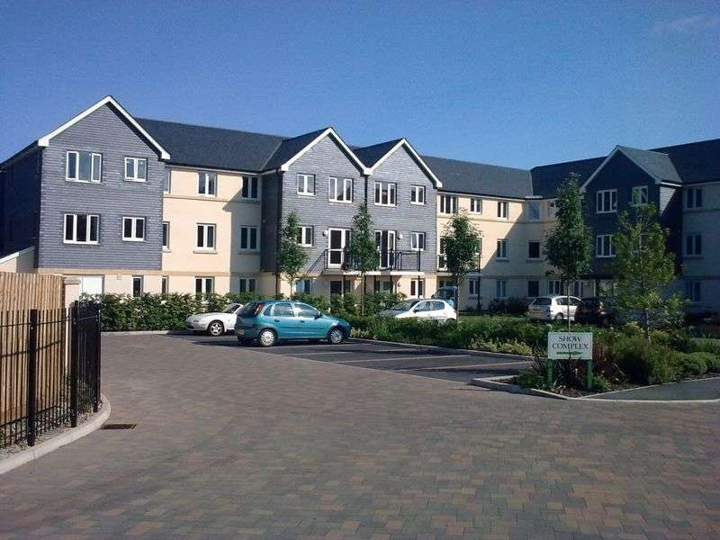 1 Bedroom Retirement Property for sale in St John's Court, Tavistock, PL19 9FD