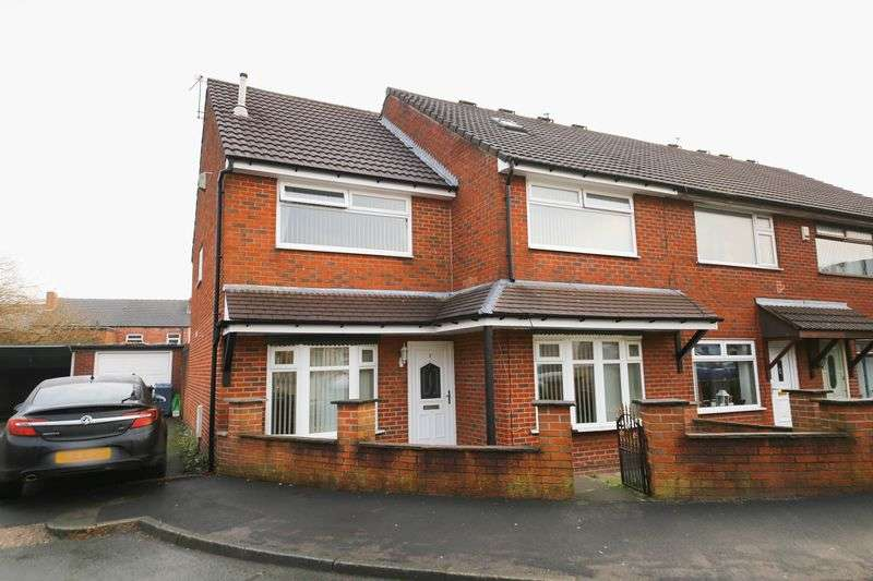 4 Bedrooms Terraced House for sale in Tansley Square, Pemberton, Wigan