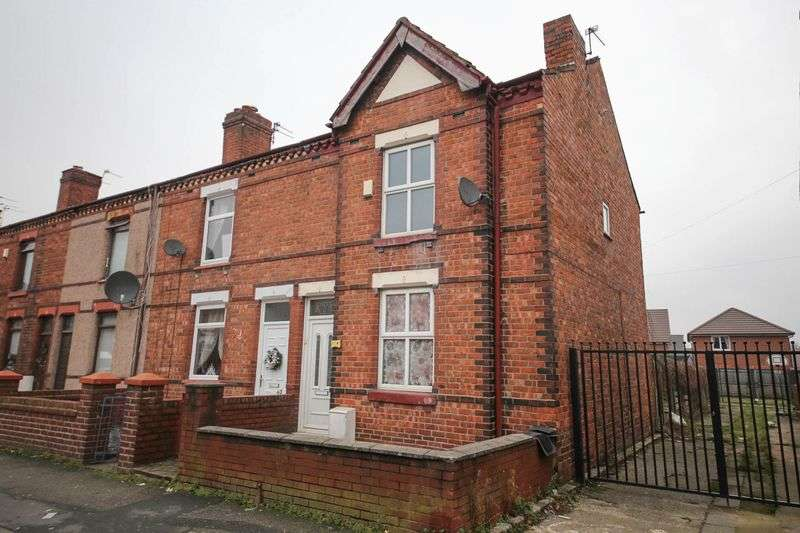 3 Bedrooms Terraced House for sale in Scot Lane, Newtown, Wigan
