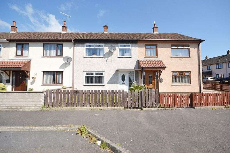 3 Bedrooms Terraced House for sale in The Hollies, Carrickfergus