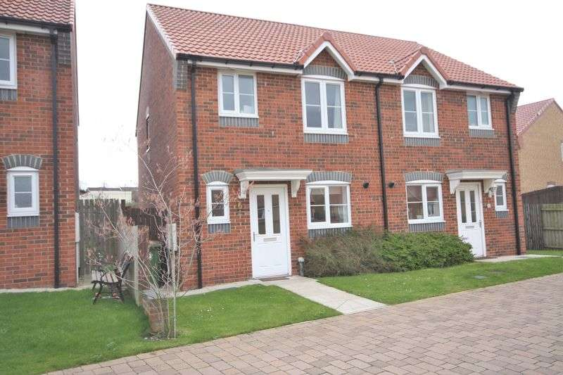 3 Bedrooms Semi Detached House for sale in Stratton Close, Brotton ***WITH MEDIA TOUR***